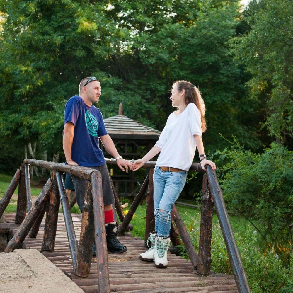 Предсватбена фотосесия Жана и Димитър