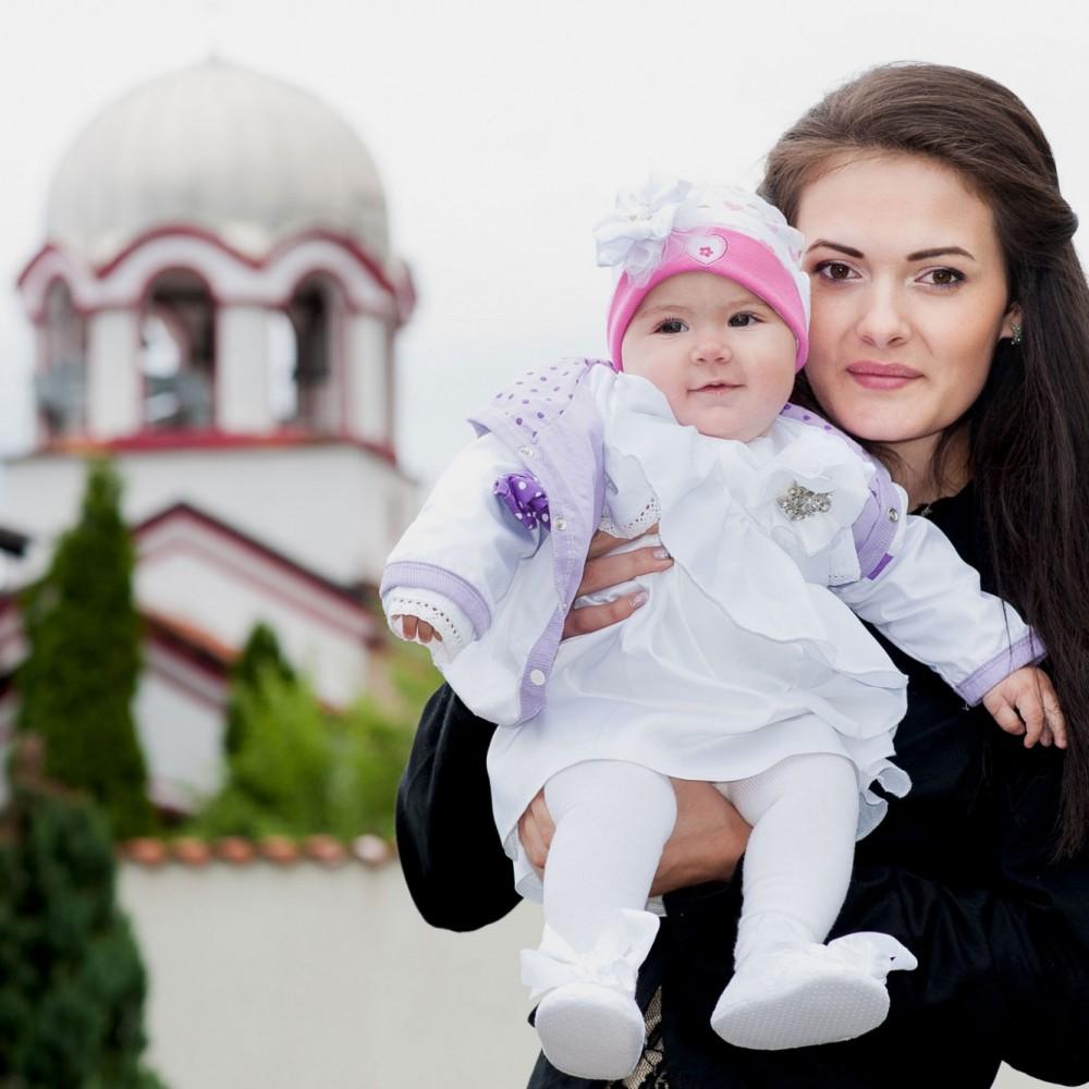 Семейна фотография, Ивайла кръщене фотосесия