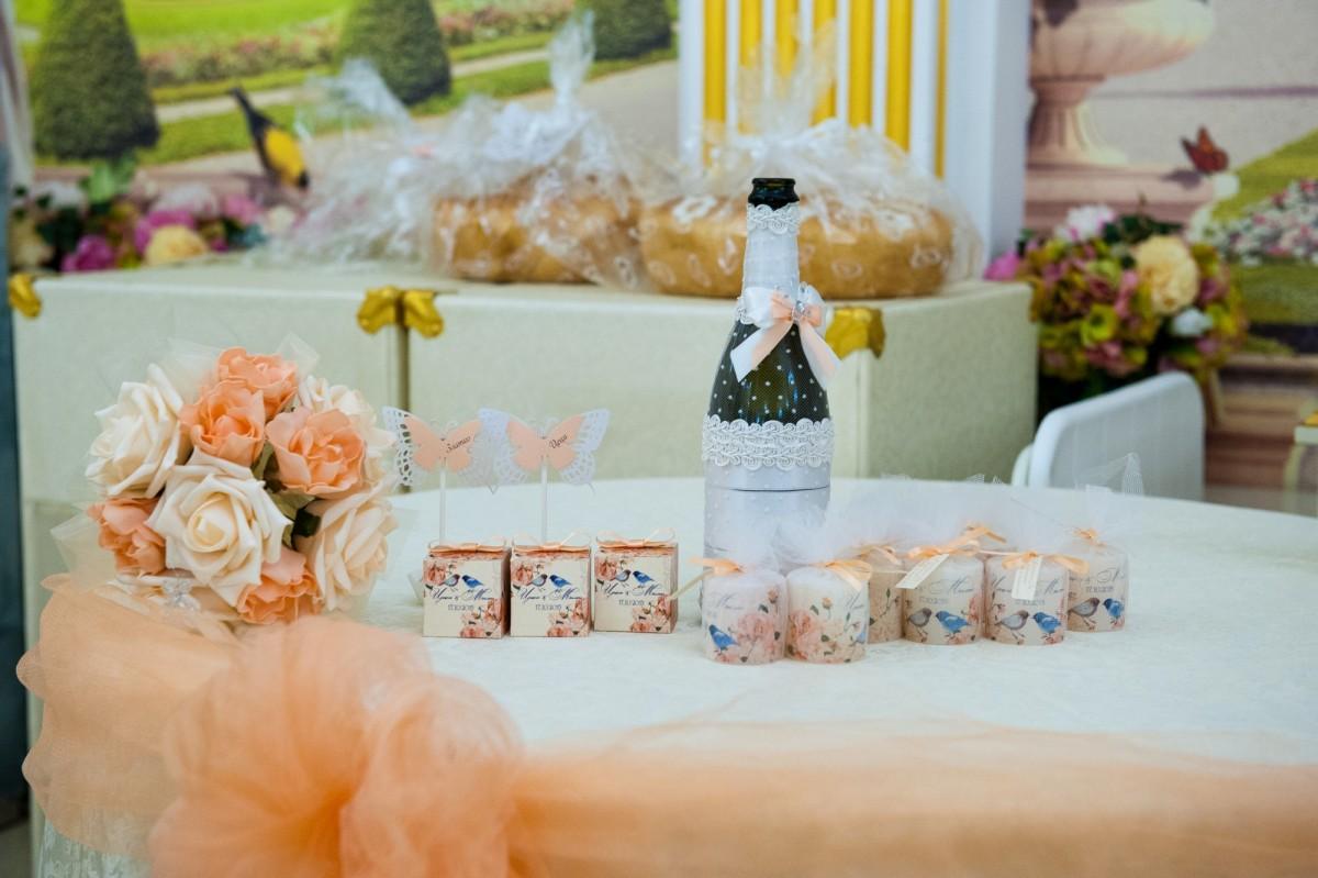 Цветът на вашата сватба