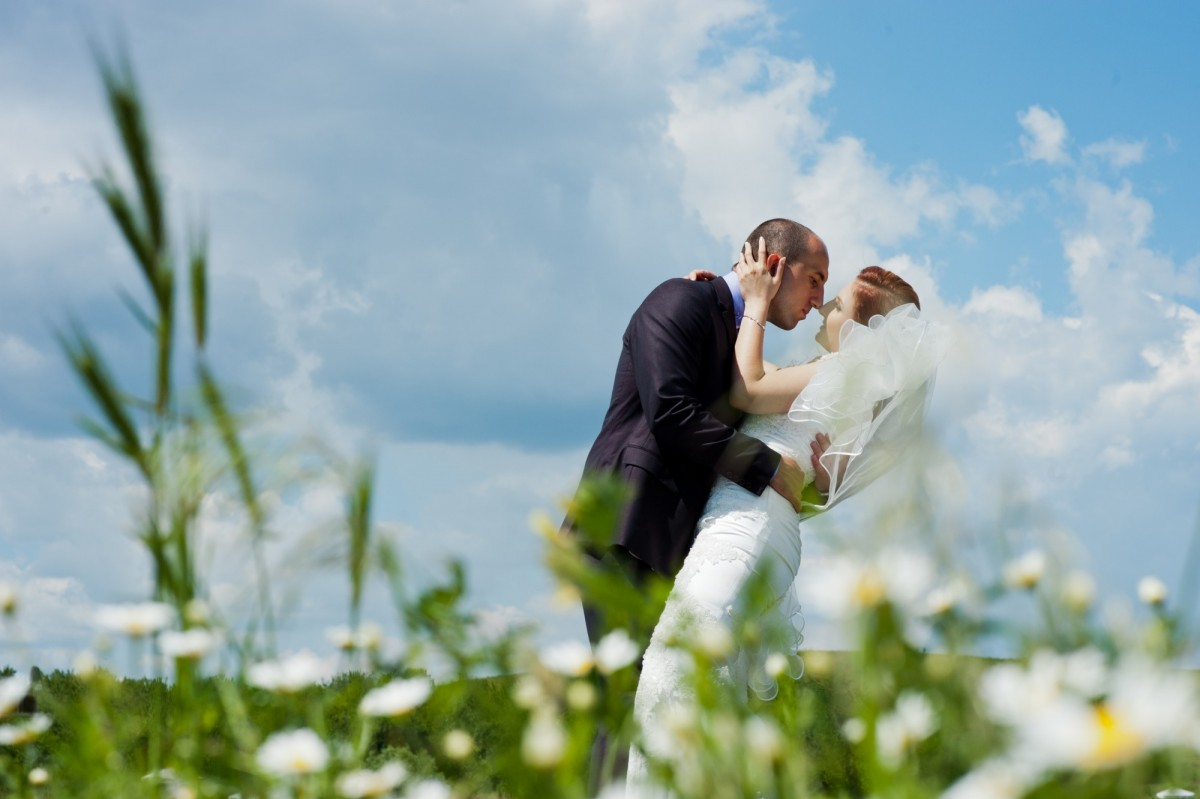 Работни моменти от сватбата