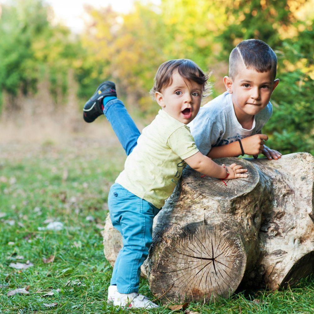 Стилиан и Кристиян, Детска фотография, детска фотосесия