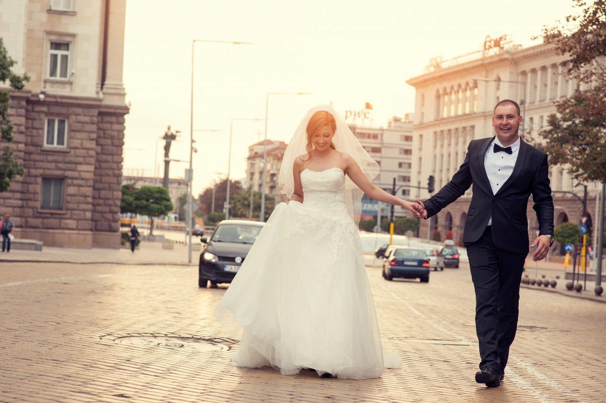 Сватбена фотосесия, сватбен фотограф