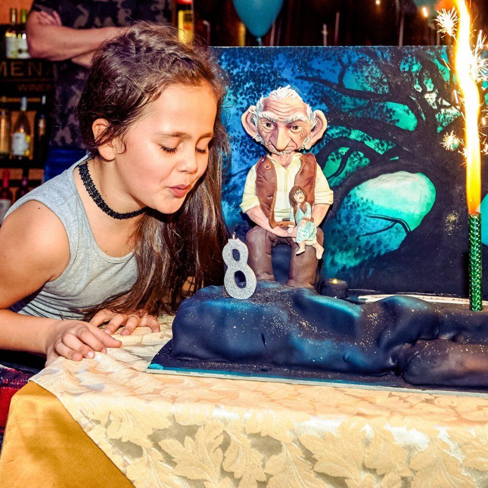 Рожден ден Миа - фотограф