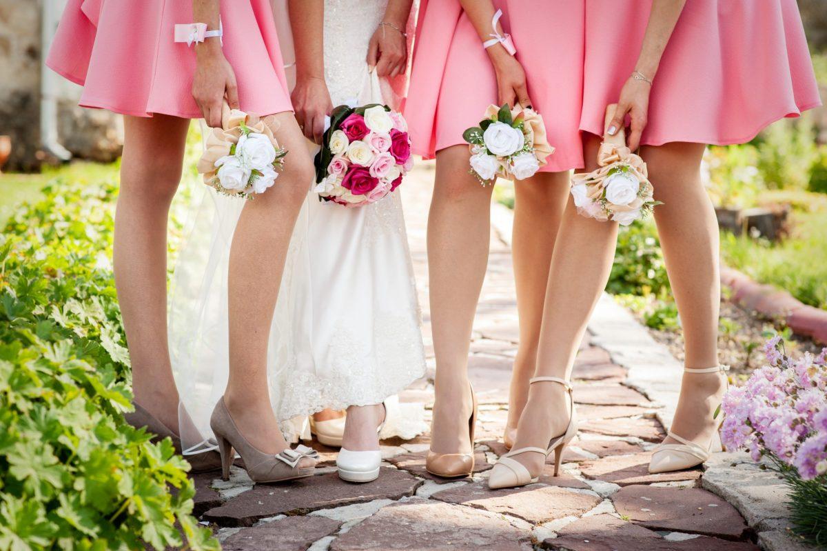 Сватба без шафери не може