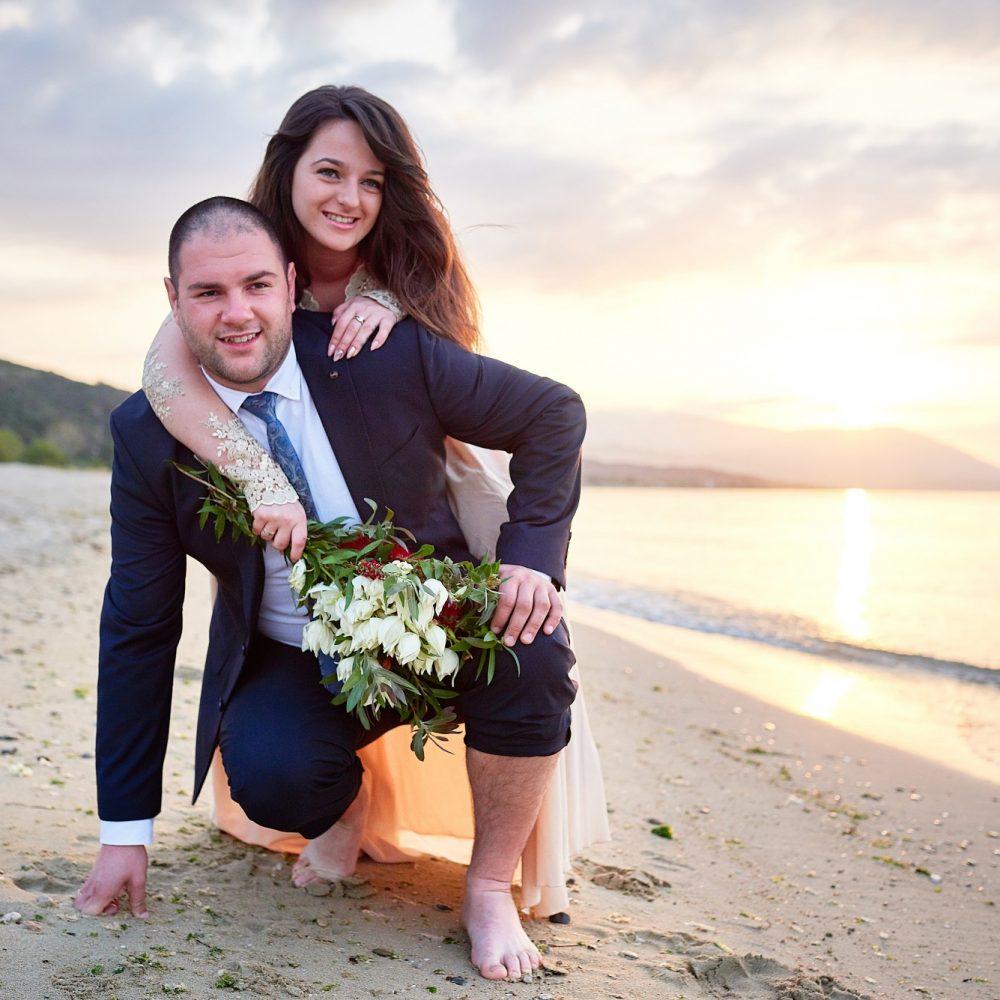 Следсватбена фотосесия на Кристина и Евгени