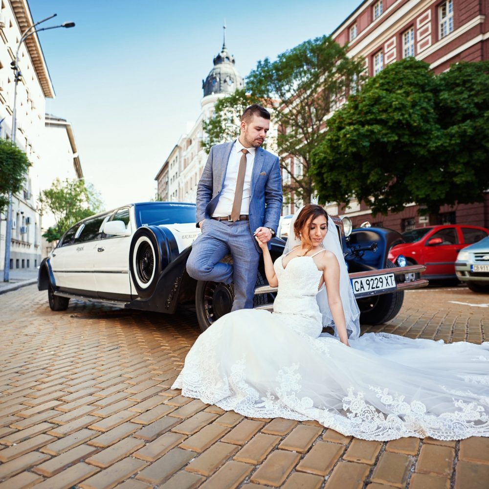 Йоана и Борил, сватбен ден