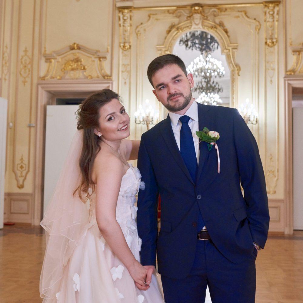 Калина и Стоян, сватба
