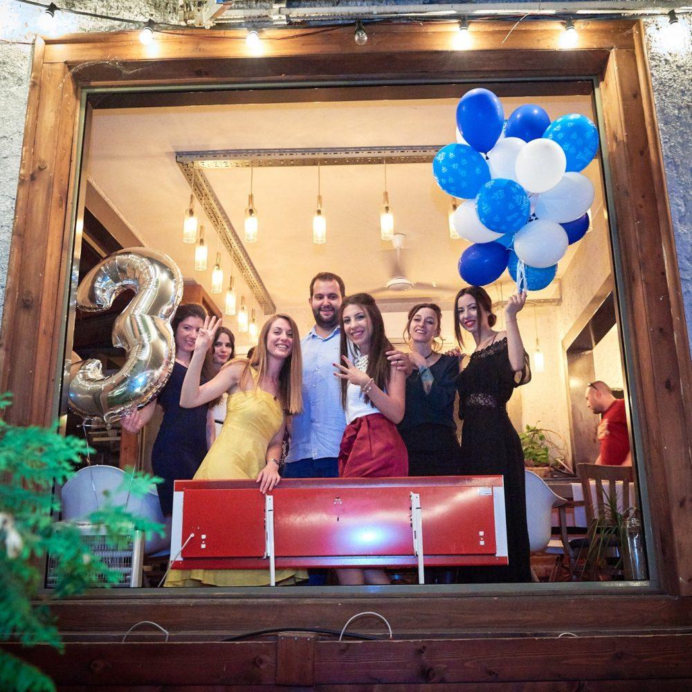 Фирмено парти в ресторант Mediterraneo