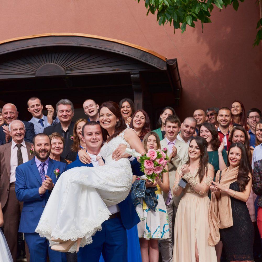 Ирена и Владимир, сватба в Рибарица