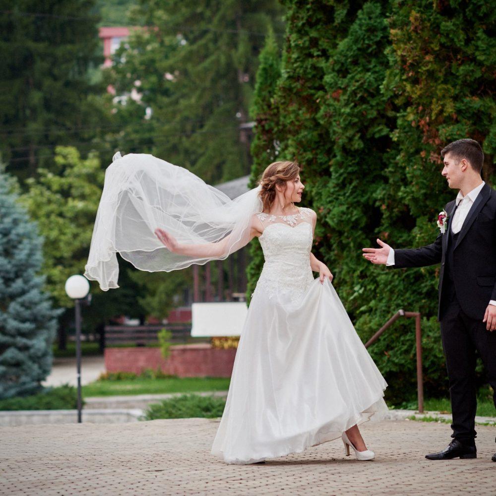 Надежда и Войден, сватба