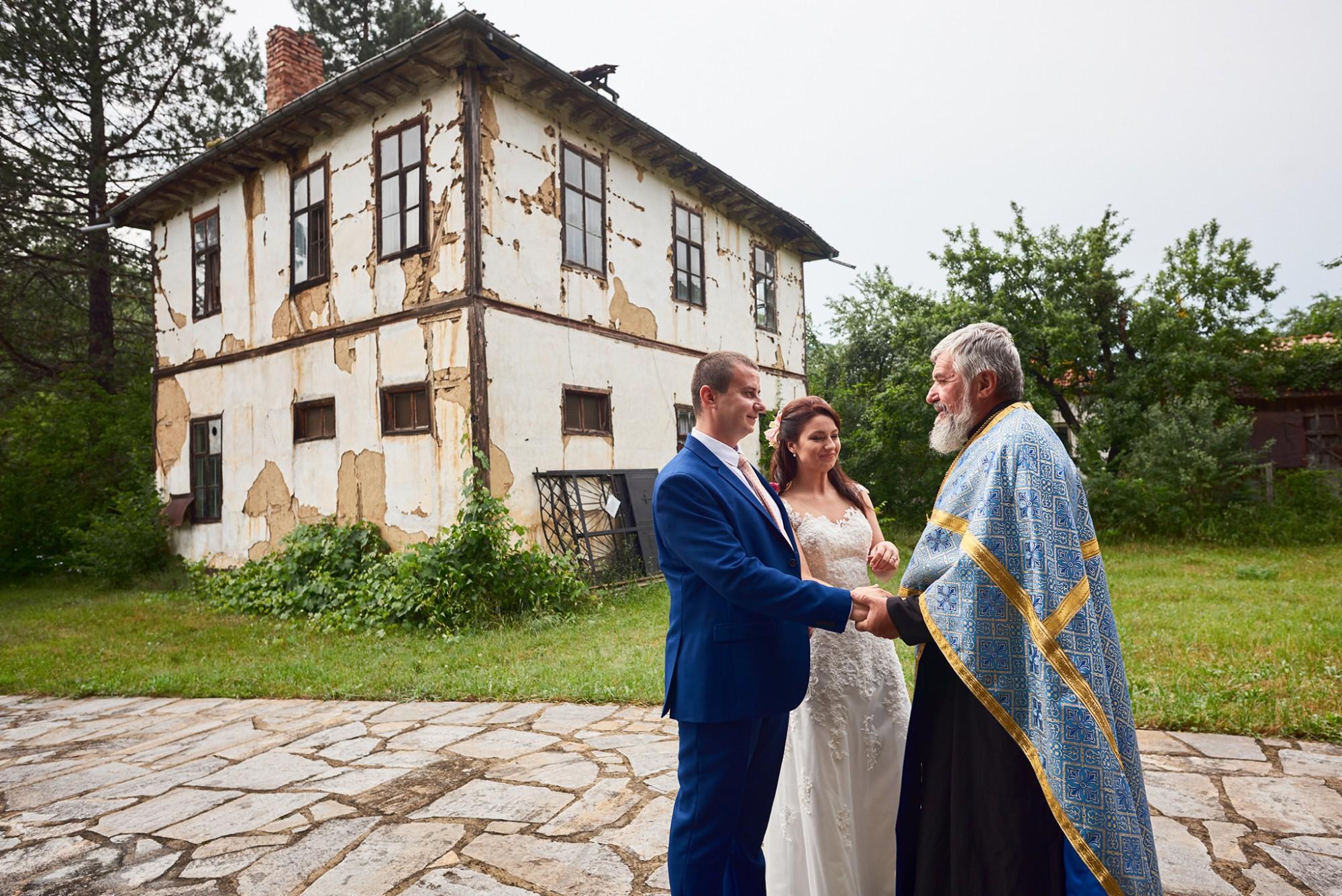 Сватбена фотосесия, сватбена фотография