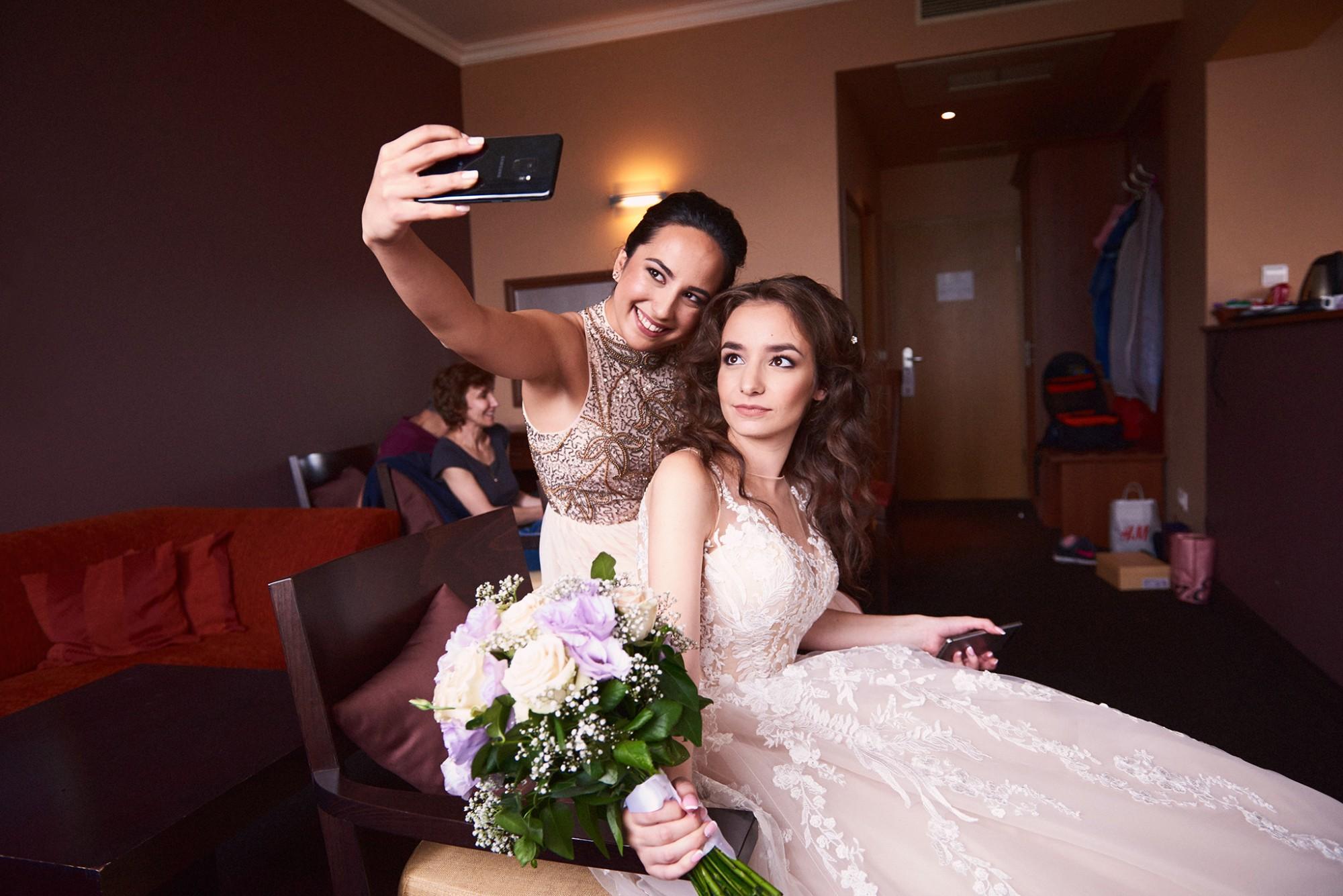 Сватбени емоции, сватбена фотография