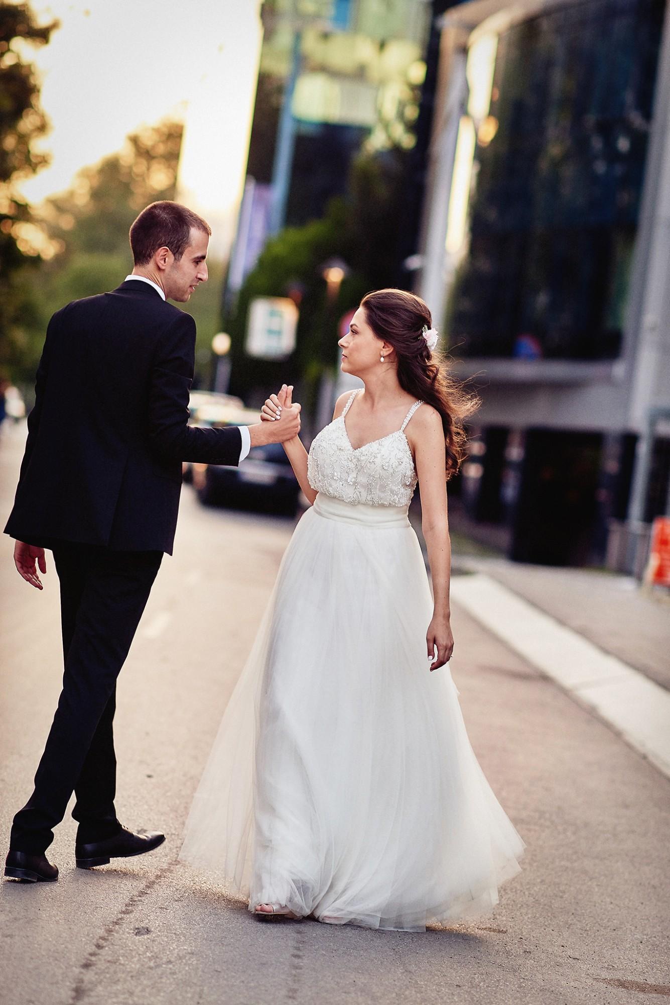 Сватби, сватбена фотосесия
