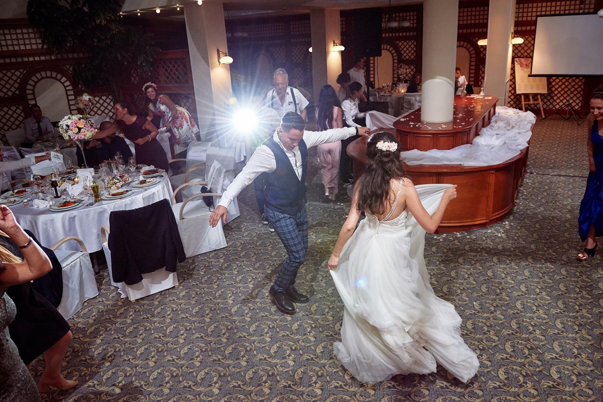 Сватбен ден, емоции и преживявания