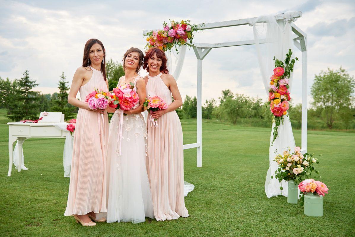 Фотосесия в деня на сватбата