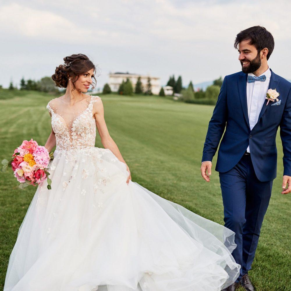 Лили и Наско – Сватба в St. Sofia Golf Club