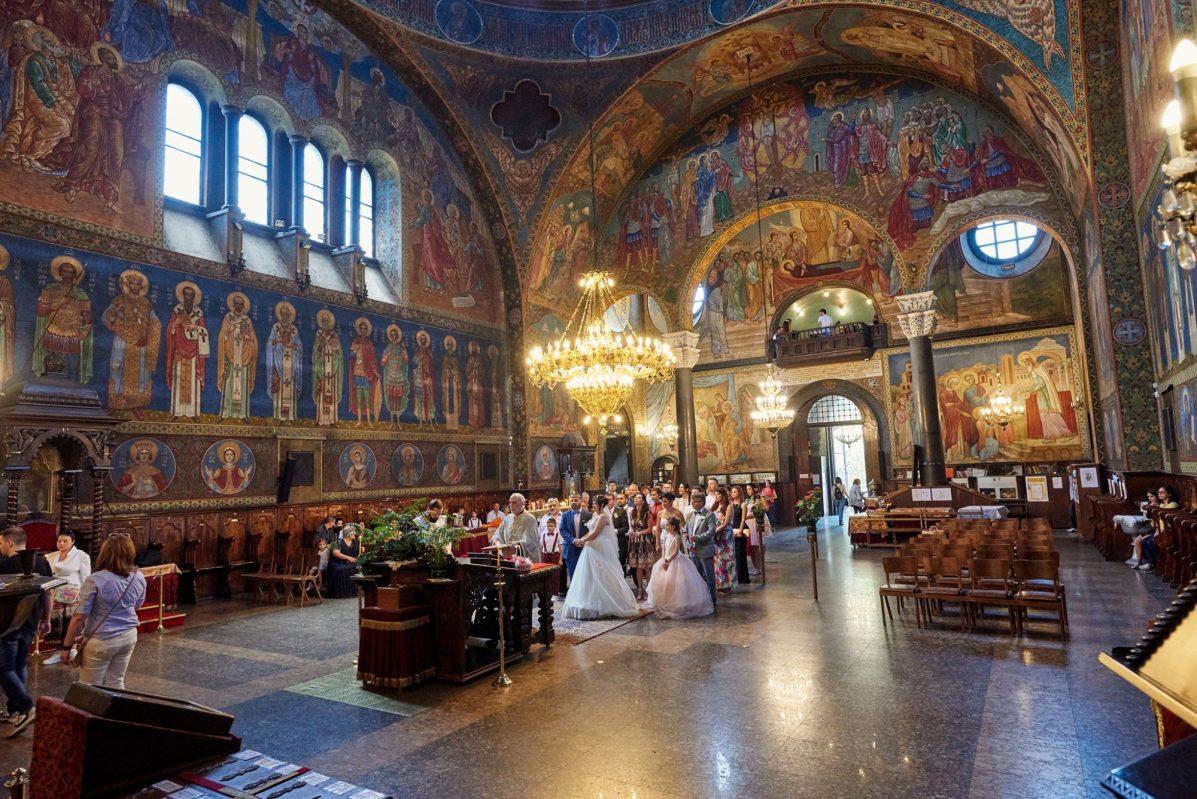 Църкви в София, подходящи за църковен брак