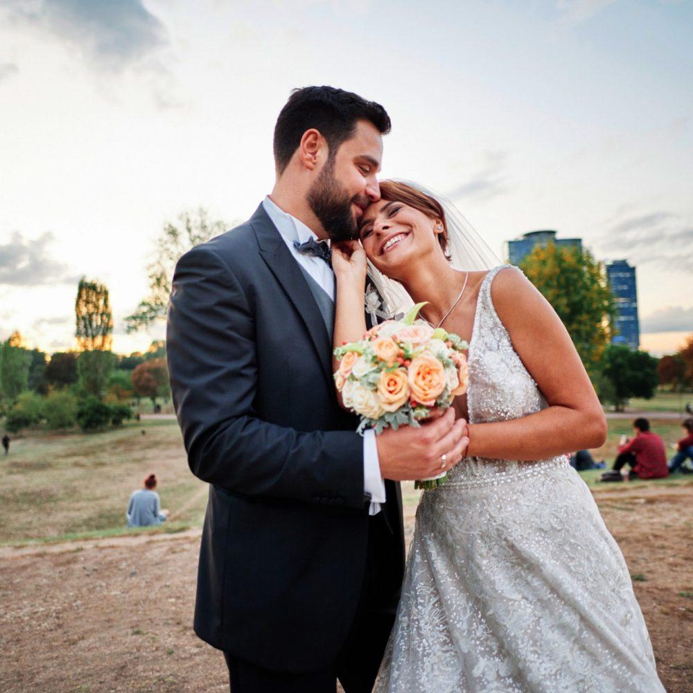 Деси и Асен - Сватба
